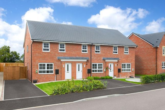 """3 bed end terrace house for sale in """"Maidstone"""" at Black Firs Lane, Somerford, Congleton CW12"""