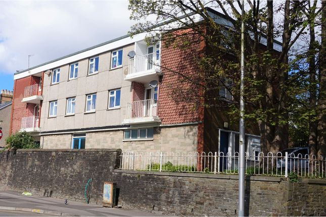 Thumbnail Flat for sale in St. Leger Crescent, Port Tennant