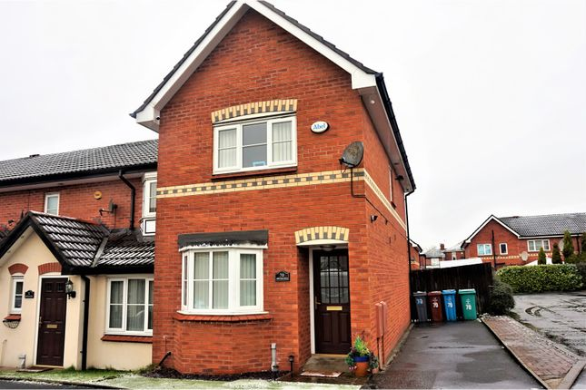 Thumbnail Semi-detached house for sale in Abbeydale Road, Moston