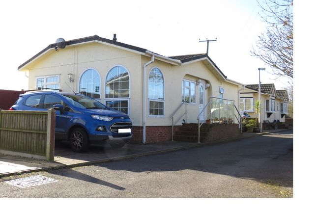 Thumbnail Bungalow for sale in Burley Road, Bockhampton, Christchurch