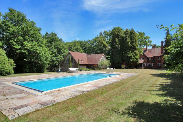 Outdoor Pool of Lock, Partridge Green, Horsham, West Sussex RH13