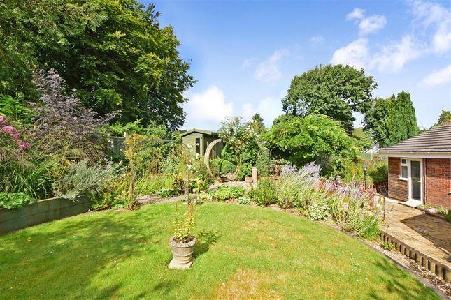 Rear Garden of Dellfield, Froxfield, Petersfield, Hampshire GU32