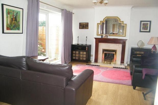 Thumbnail End terrace house to rent in The Fold, Urmston, Manchester