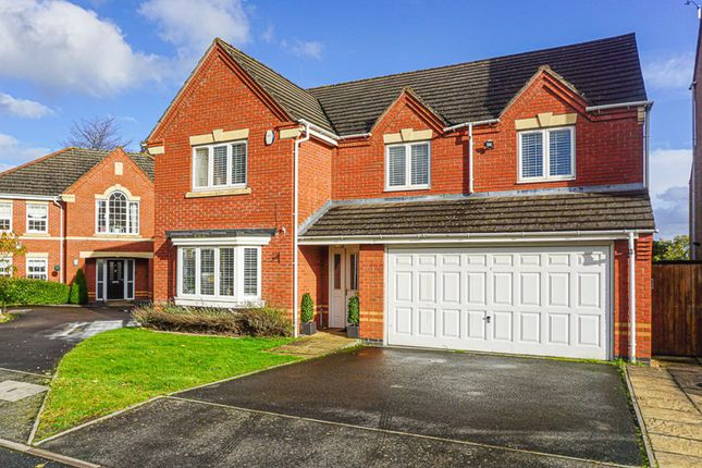 5 bed detached house for sale in Wheatland Grove, Aldridge WS9
