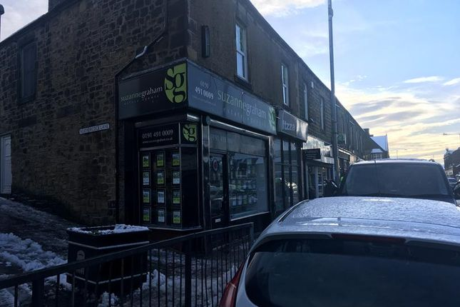 Thumbnail Retail premises to let in 523-525, Durham Road, Low Fell, Gateshead, Tyne & Wear