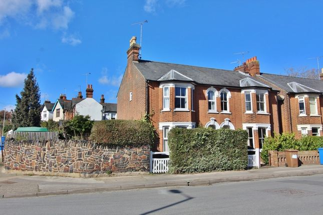 Thumbnail Semi-detached house to rent in Tuddenham Road, Ipswich