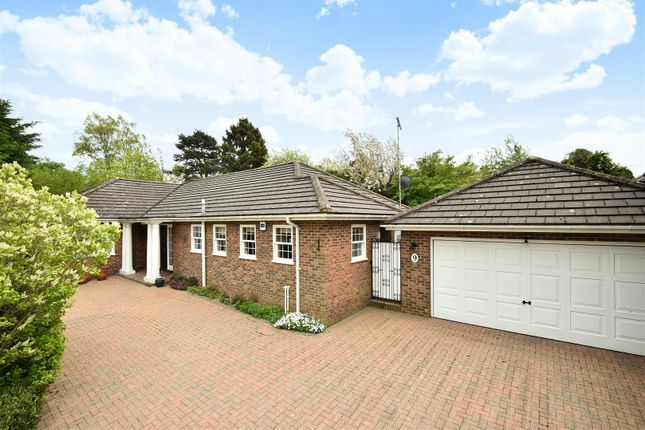 Thumbnail Detached bungalow for sale in Jennings Way, Barnet