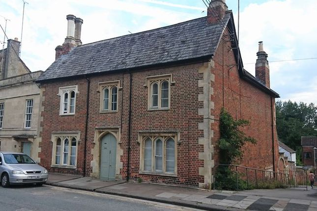 Thumbnail Terraced house to rent in The Orchard, St. Mary Street, Chippenham