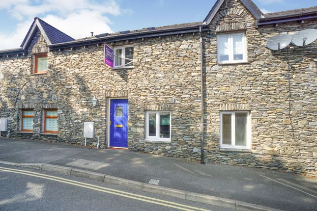 Thumbnail Terraced house for sale in Fallbarrow Court, Windermere