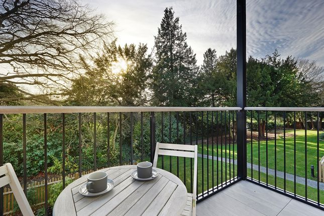 Thumbnail Flat for sale in Townsend Drive, St Albans