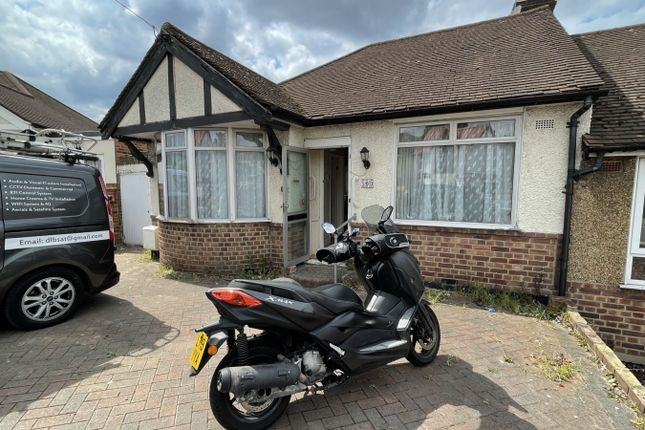 Thumbnail Semi-detached bungalow to rent in Ilford, Essex