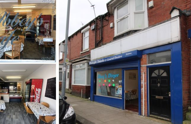 Thumbnail Restaurant/cafe to let in Granville Terrace, Wheatley Hill, County Durham