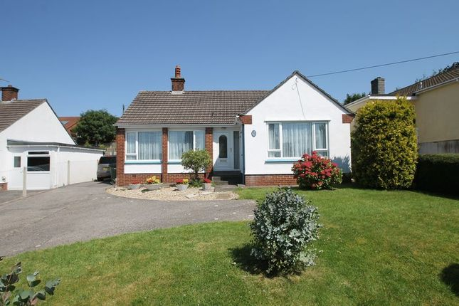 Thumbnail Detached bungalow for sale in Bath Road, Wells