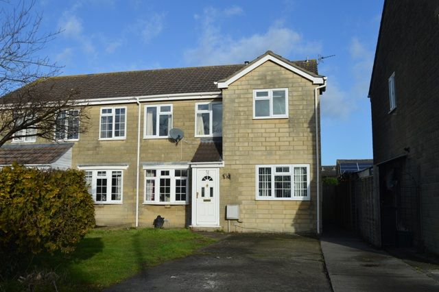 4 bed semi-detached house for sale in Sunningdale Road, Worle, Weston-Super-Mare