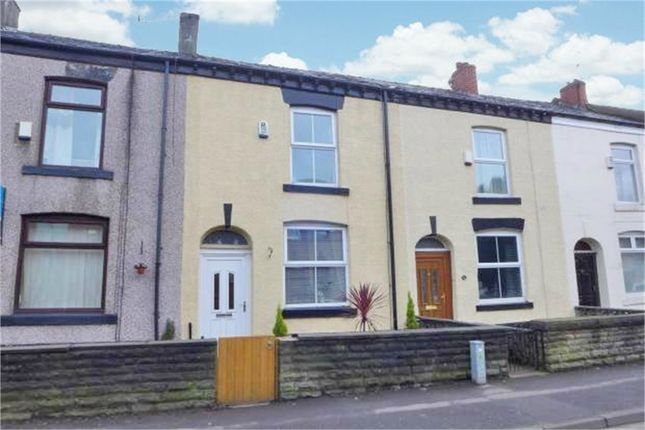 2 bed terraced house for sale in Queens Park Road, Heywood, Lancashire