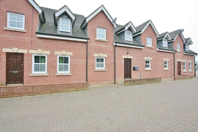 Thumbnail Flat to rent in The Old Maltings, Lenborough Road, Buckingham