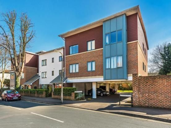 Thumbnail Flat for sale in Western Road, Sutton