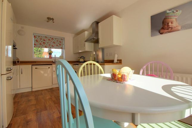 Thumbnail Semi-detached house for sale in Main Street, Weston Coyney, Stoke-On-Trent