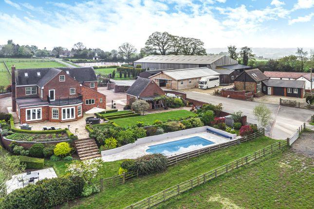 Thumbnail Land for sale in Broadheath, Nr Tenbury Wells, Worcestershire
