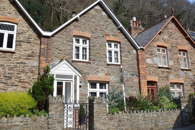 Thumbnail Cottage for sale in Tors Road, Lynmouth