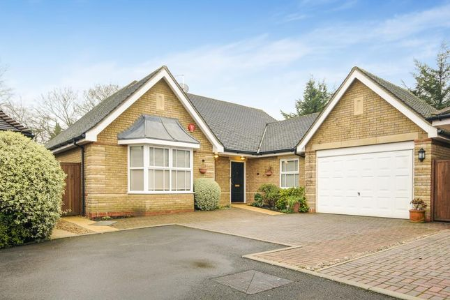 Thumbnail Detached bungalow for sale in Canons Park, Edgware