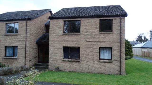 Thumbnail Flat to rent in Kingsmuir Court, Peebles, 9Bj