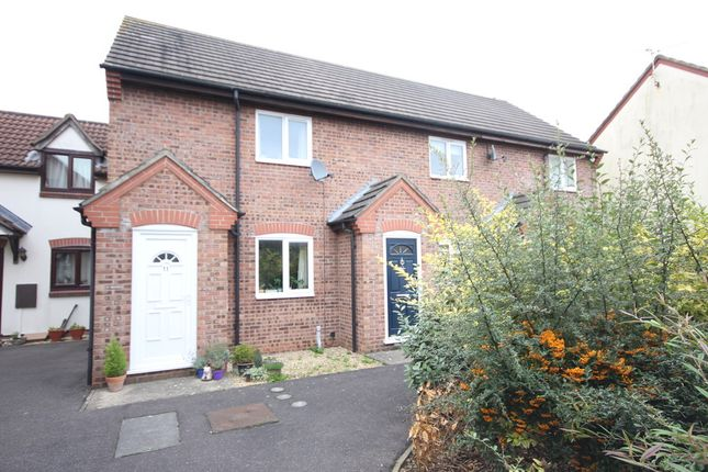 Thumbnail End terrace house for sale in Blackthorn, Stamford