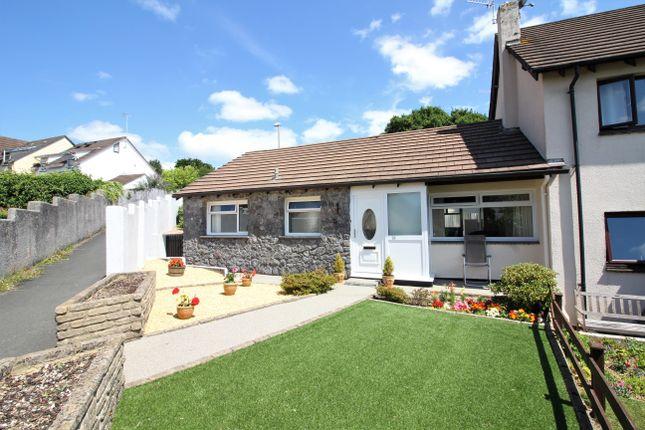 Thumbnail Semi-detached bungalow for sale in Clobells, South Brent, Devon