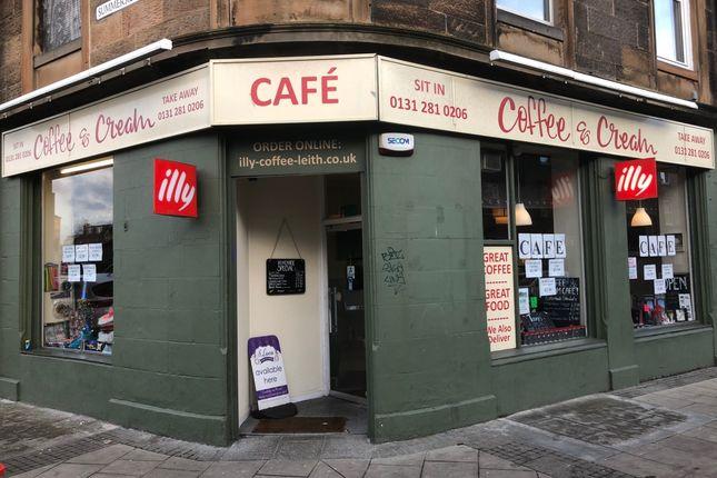 Restaurant/cafe for sale in Edinburgh, Edinburgh