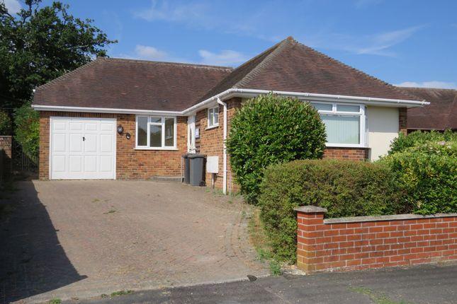 Thumbnail Detached bungalow for sale in Testlands Avenue, Nursling, Southampton