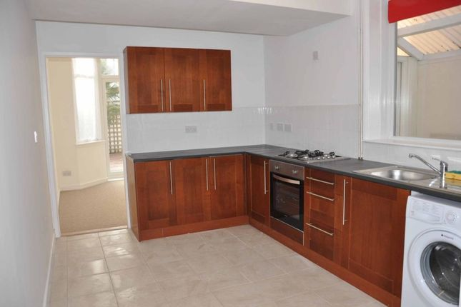 Thumbnail Property to rent in Jubilee Road, Southsea
