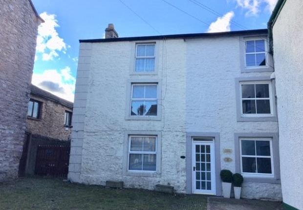 Thumbnail End terrace house for sale in Market Street, Kirkby Stephen, Cumbria