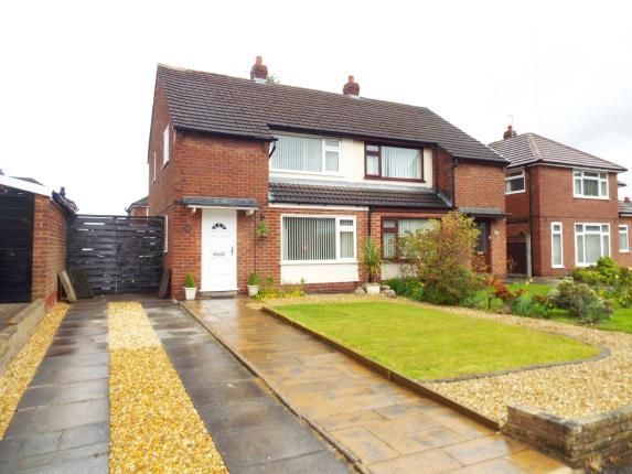 Thumbnail Semi-detached house for sale in Vauxhall Close, Penketh, Warrington, Cheshire
