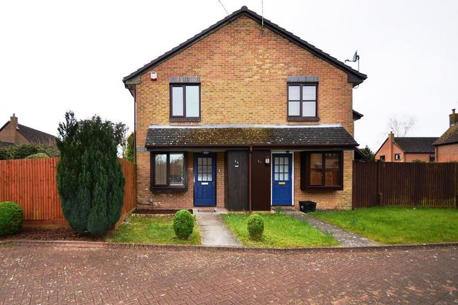 1 bed terraced house to rent in All Saints Close, Wokingham