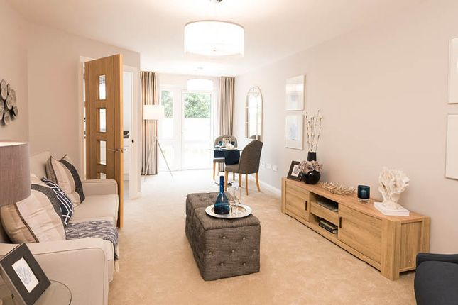 2 bedroom flat for sale in Corbrook, Audlem, Crewe