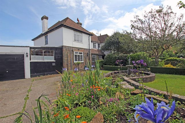 Thumbnail Semi-detached house for sale in Wannock Lane, Willingdon, Eastbourne