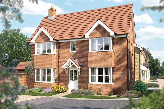 """Thumbnail Detached house for sale in """"The Sheringham"""" at Ongar"""