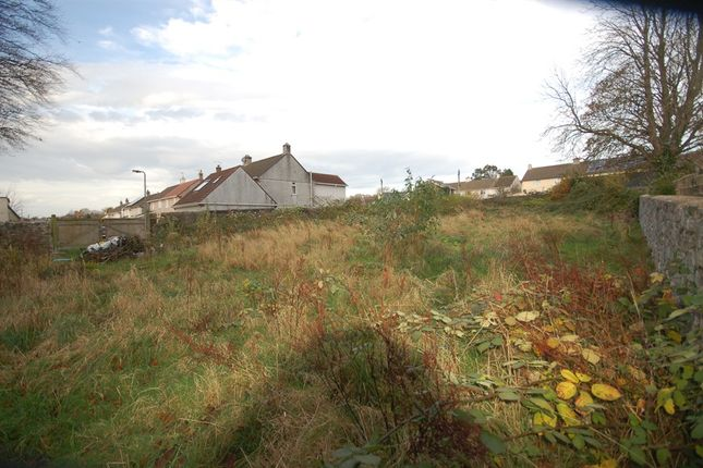 Thumbnail Land for sale in Western Road, Ivybridge