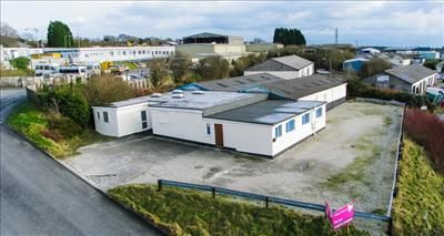 Office to let in 1B Paardeberg Road, Bodmin, Cornwall
