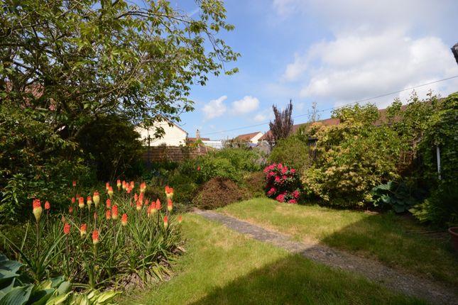 Rear Garden of Burnmoor Avenue, Whitehaven, Cumbria CA28