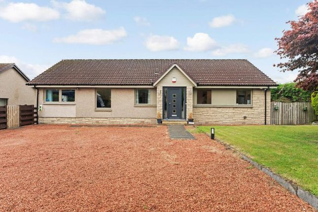 Thumbnail Bungalow for sale in Doig Street, Thornhill, Stirling, Stirlingshire