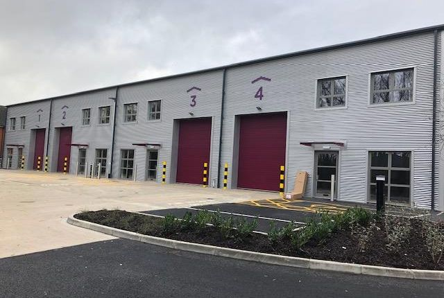 Thumbnail Warehouse for sale in Tachbrook Park Site 1300, Plato Close, Tachbrook Park, Warwick, Warwickshire