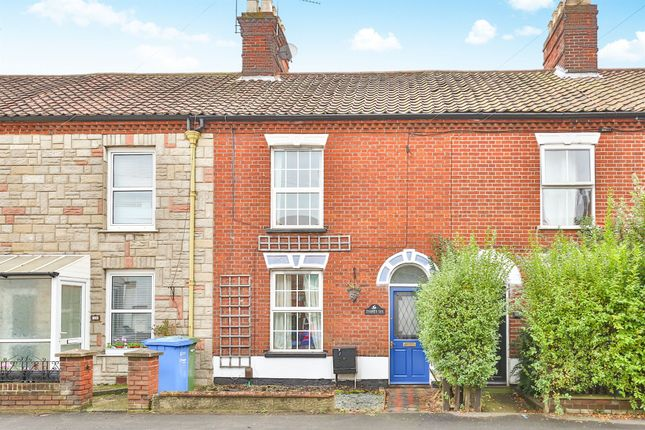 Thumbnail Terraced house for sale in Waterloo Road, Norwich