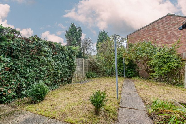 Garden of Shannon Road, King Norton, Birmingham B38