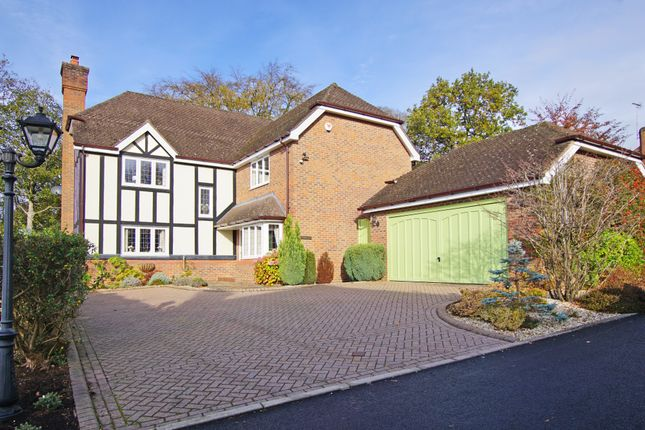 Thumbnail Detached house for sale in The Hollies, Barnt Green