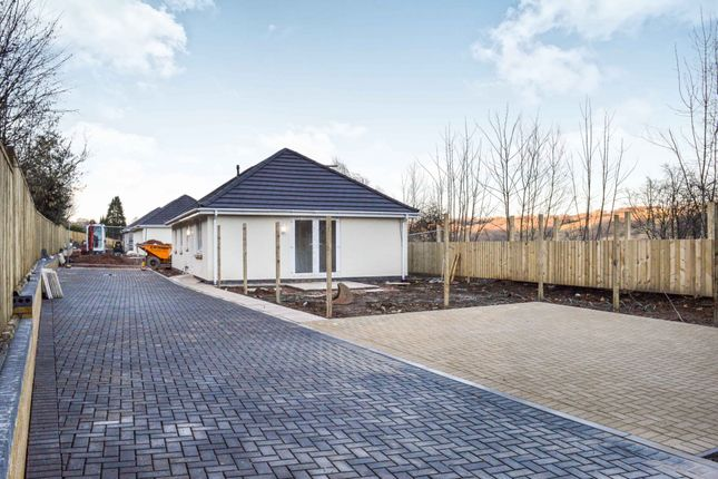 Thumbnail Detached bungalow for sale in Plot 1, Caerphilly Road, Ystrad Mynach