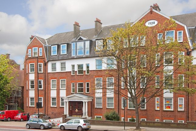 Thumbnail Flat for sale in Dunrobin Court, Finchley Road, London