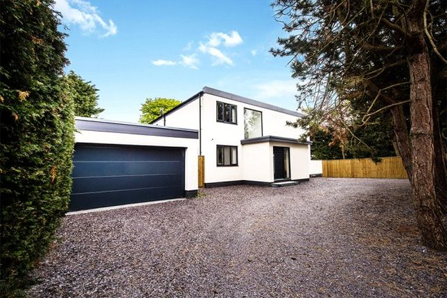 Thumbnail Detached house for sale in Fairways Court, Shireburn Road, Formby, Liverpool