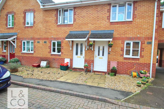 Thumbnail Terraced house to rent in Afon Mead, Afon Village, Rogerstone