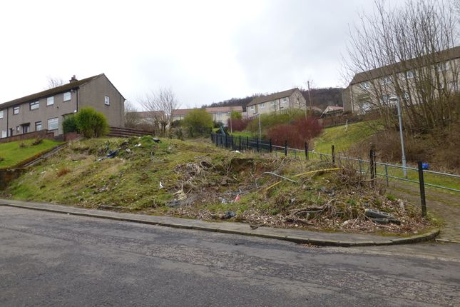 Land for sale in Shankland Road, Greenock